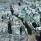Miniaturstadt - Stadtmodell