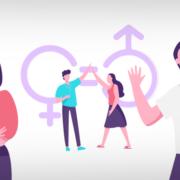 Genderequality (Copyright: pch.vector via Freepik)