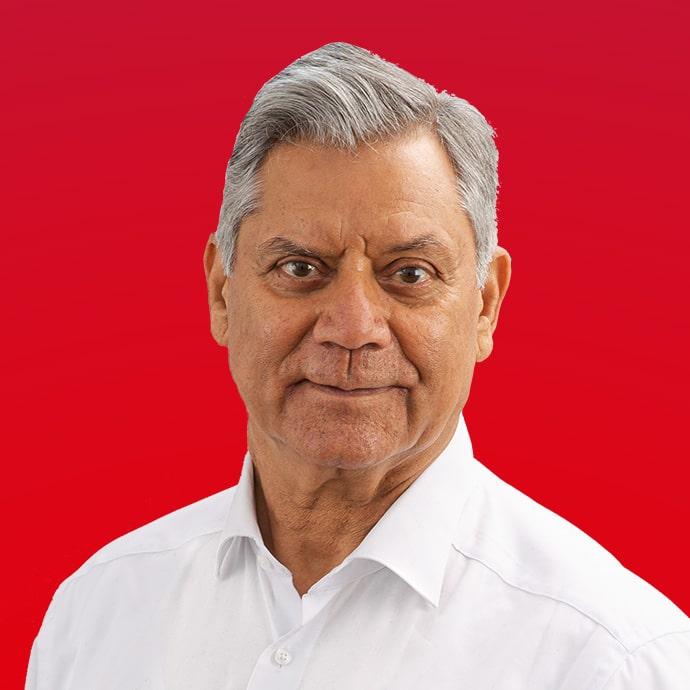Herr Dr. Rabani Alekuzei
